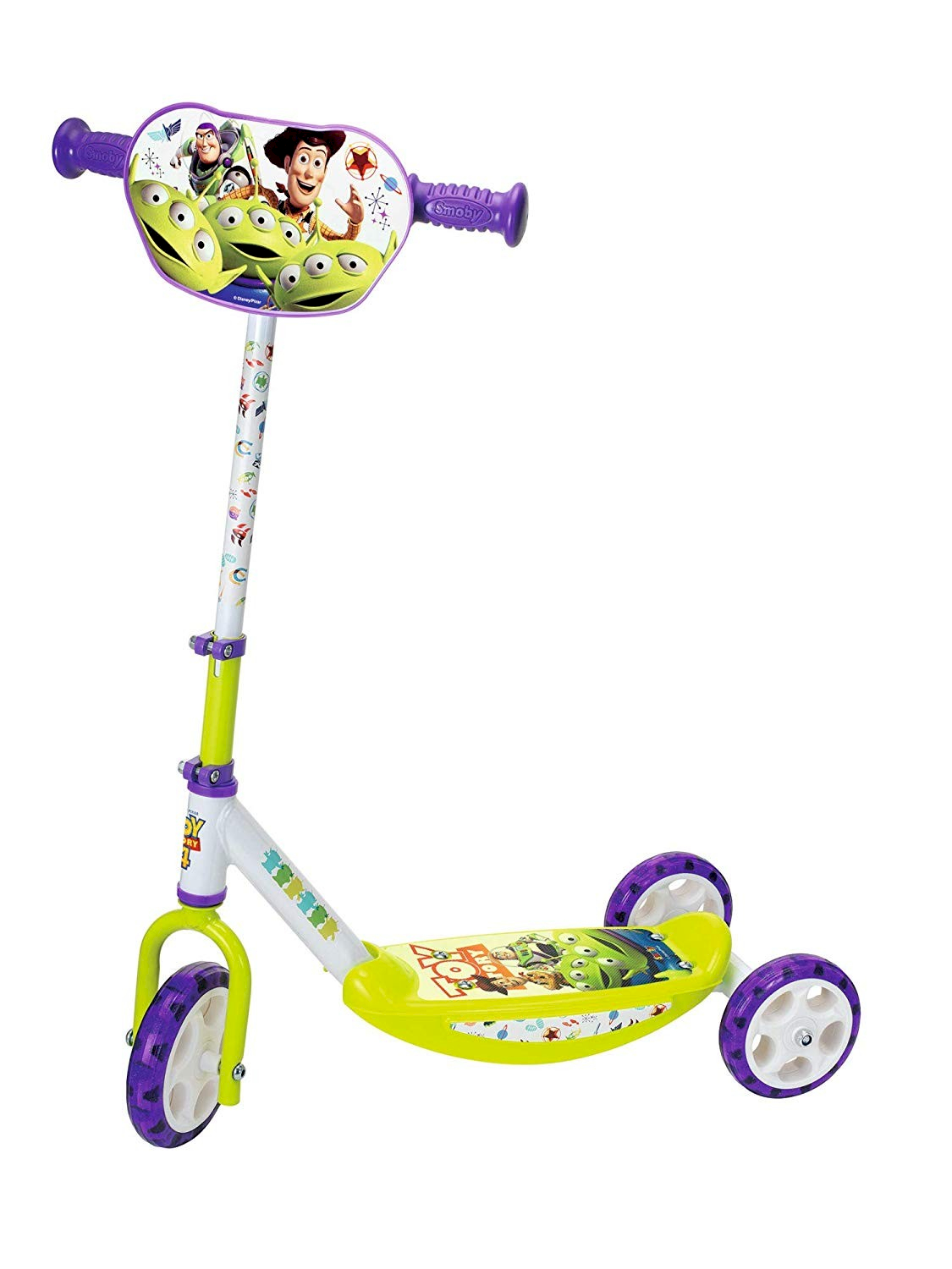 Patinette 3 Roues Toy Story 4 Disney
