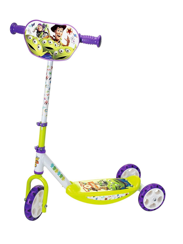 Smoby 3-Räder-Roller Story 4 Disney
