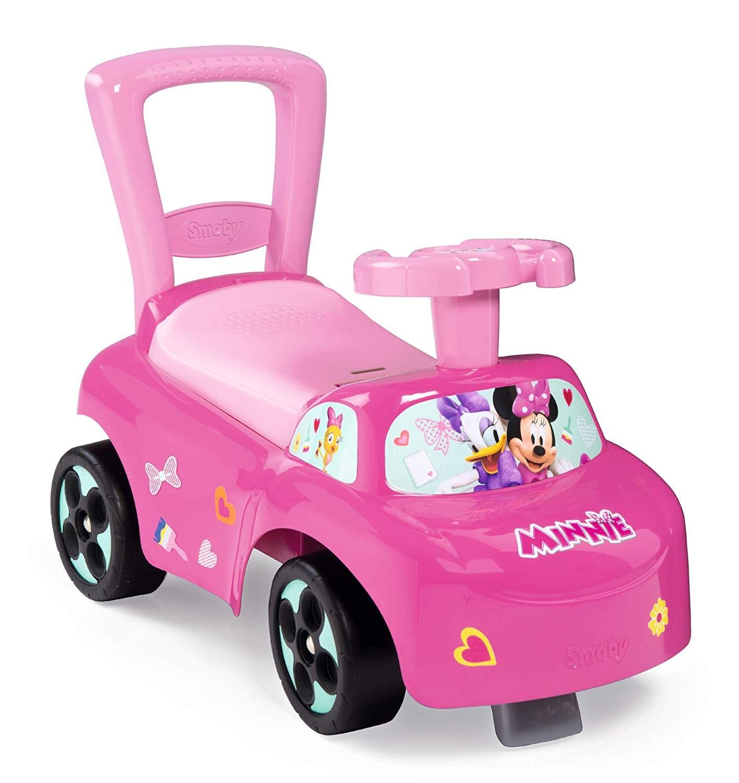 Smoby Minnie Porteur Auto