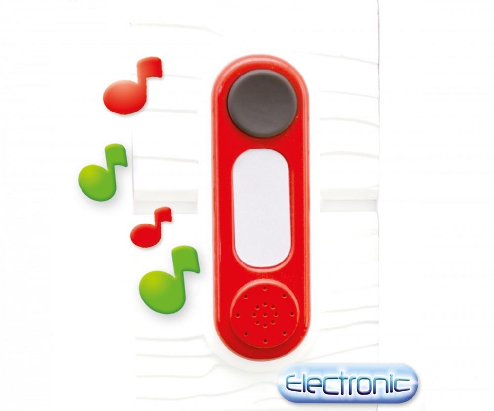 Accessori per Casetta Jura Smoby Campanello Elettronico