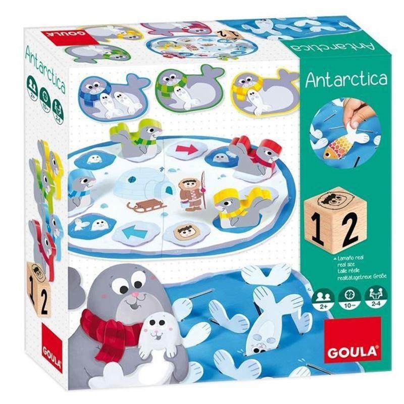 Gioco da Tavolo Antartica - Goula