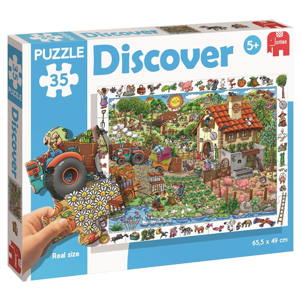 Puzzle Discover - Diset