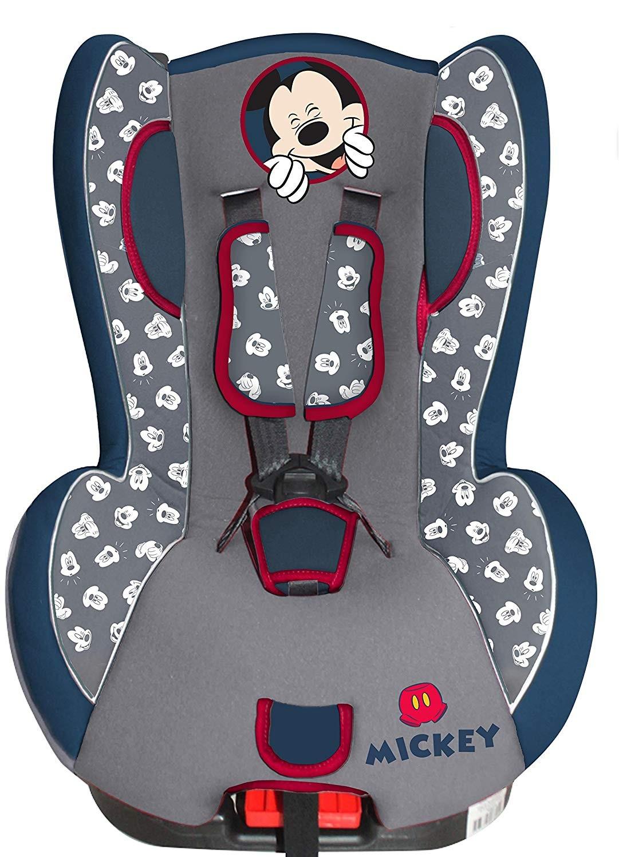 Asiento de coche Mickey Mouse