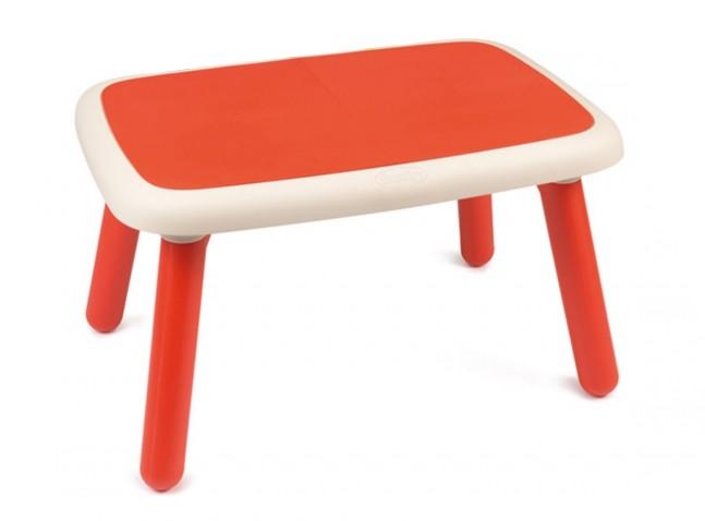 Smoby Kid Tisch Rot
