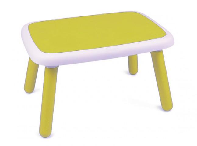 Smoby Kid Tisch Grün
