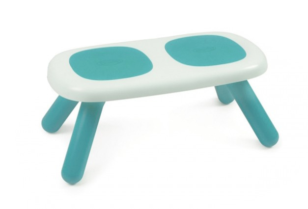 Smoby Kid Sitzbank Blau