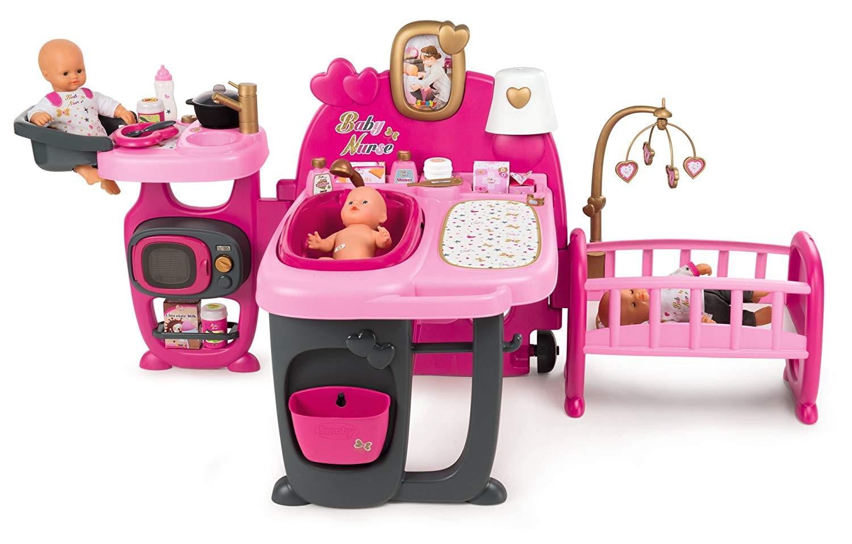 Smoby Baby Nurse - grande Maison des Bebés