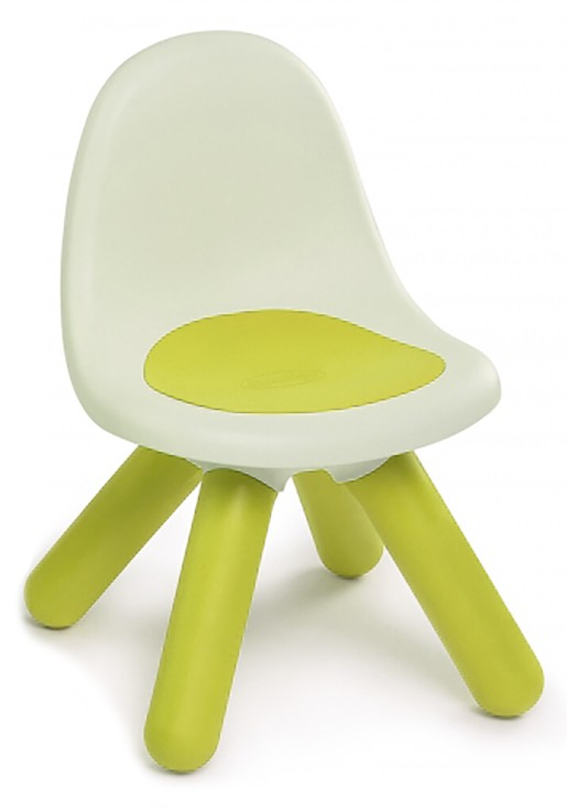 Smoby Chaise Kid Vert