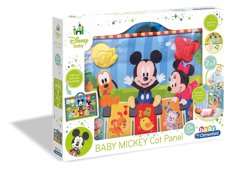 Clementoni Panel de Cuna de Baby Mickey