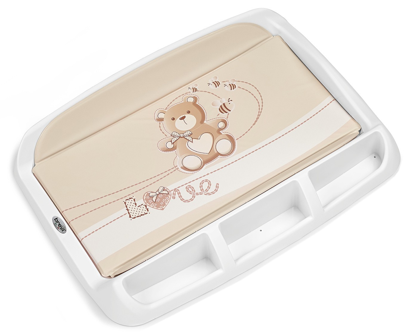Brevi Wickelauflage Tablet My Little Bear