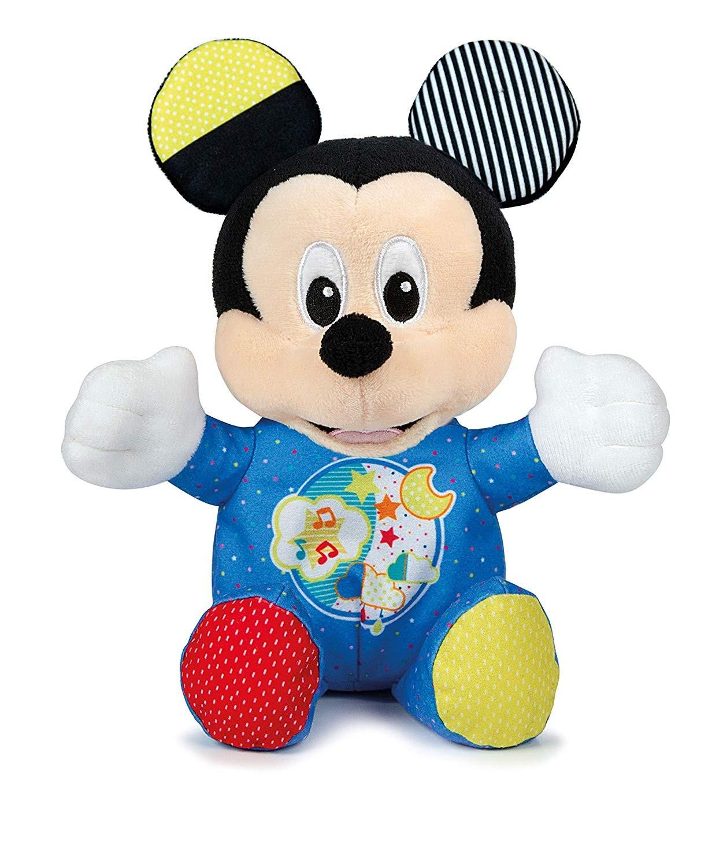 Peluche Baby Mickey Clementoni Lightin Plush