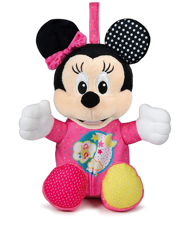 Peluche Baby Minnie Clementoni Lightin Plush