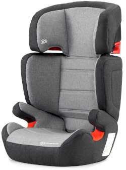 Kinderkraft Siège-Auto Junior Fix Gris