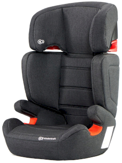 Seggiolino Auto Kinderkraft Junior Fix Nero