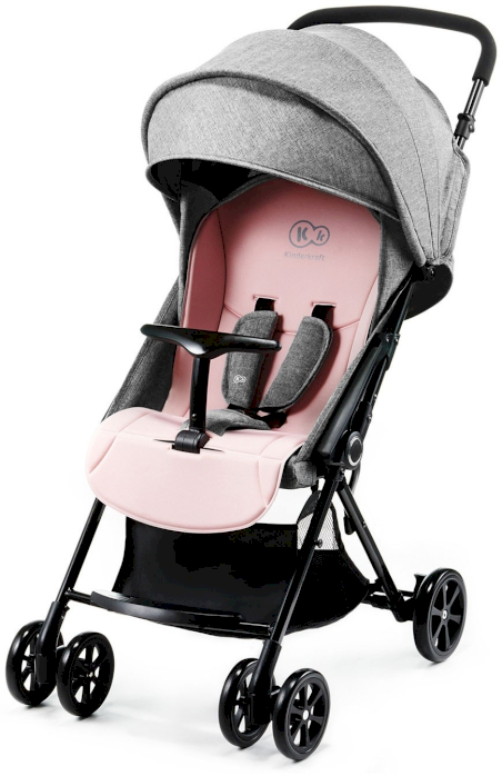 Passeggino Kinderkraft Lite Up Pink