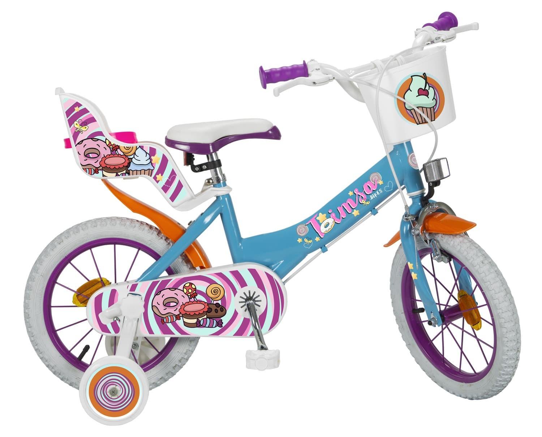 Bicicletta Sweet Fantasy 14