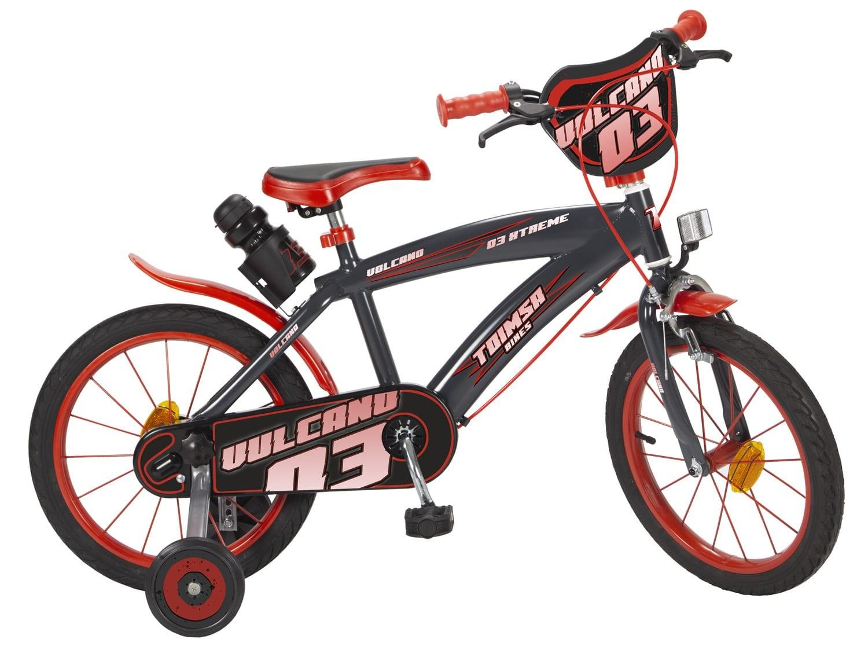 Bicicletta Vulcano 16