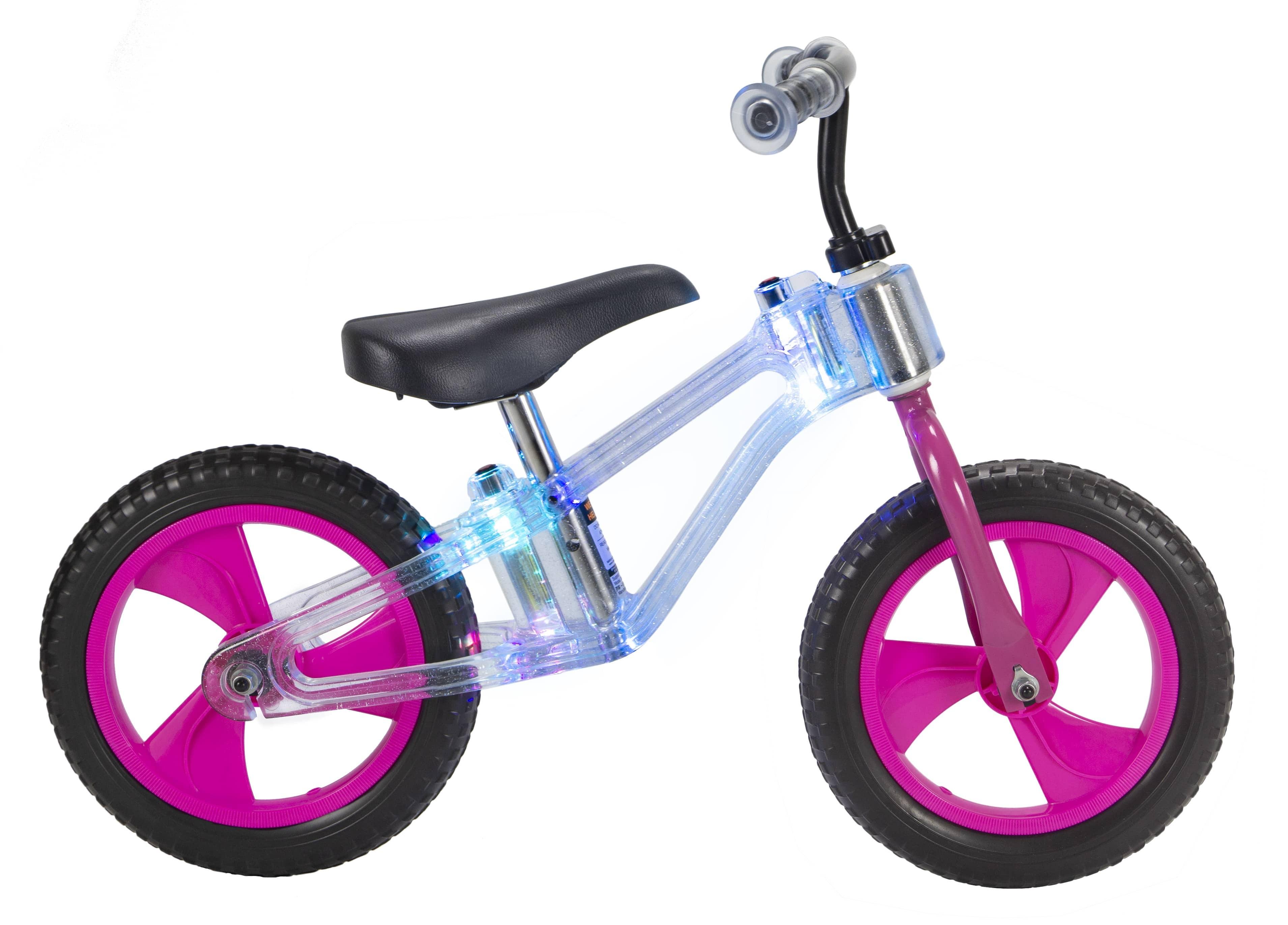 Bicicletta Senza Pedali a Led
