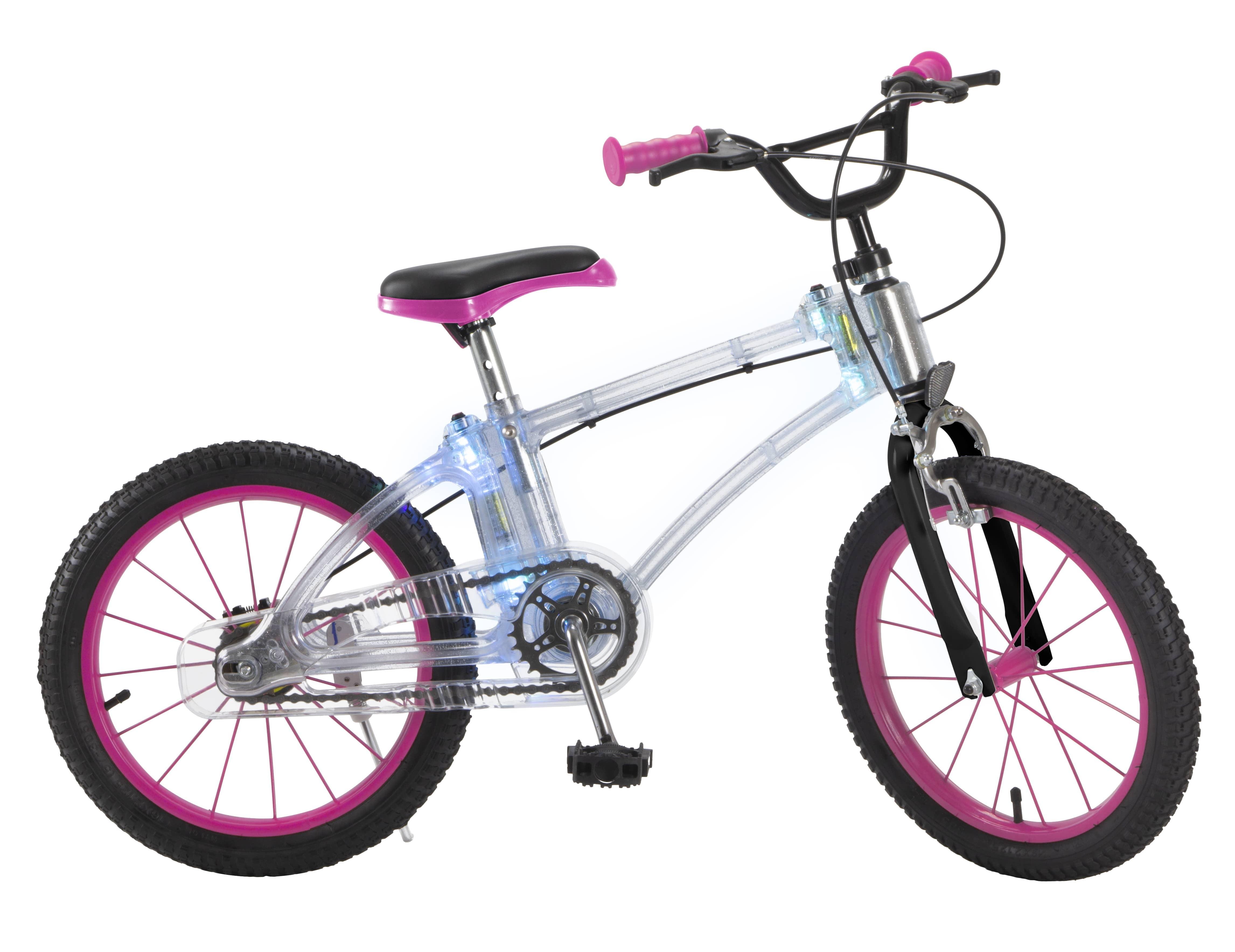 Bicicletta con Luci Led