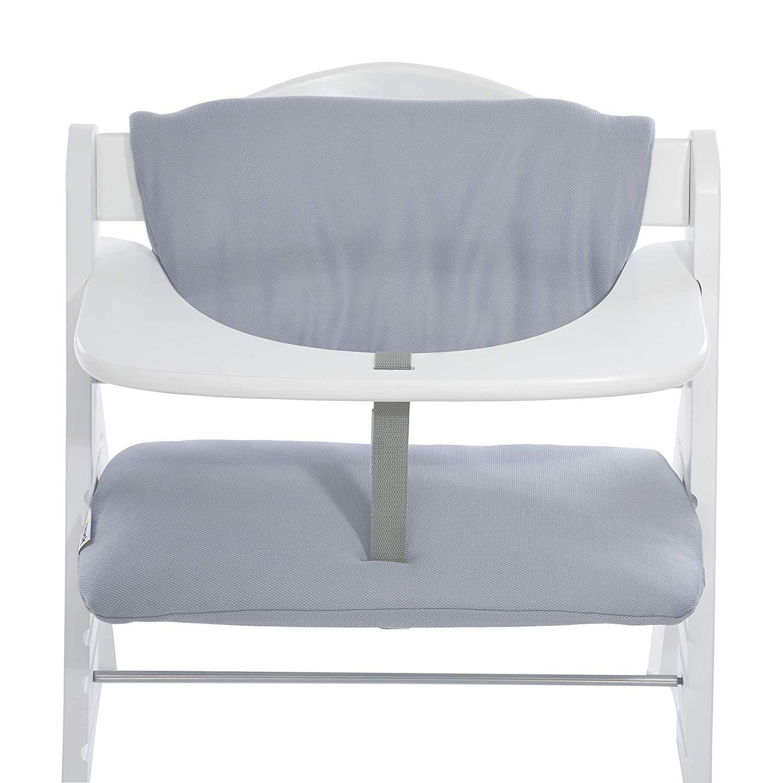 Cuscino per Seggiolone Hauck Stretch Grey