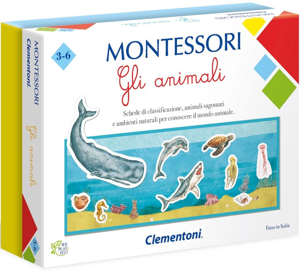 Gli Animali - Gioco Montessori