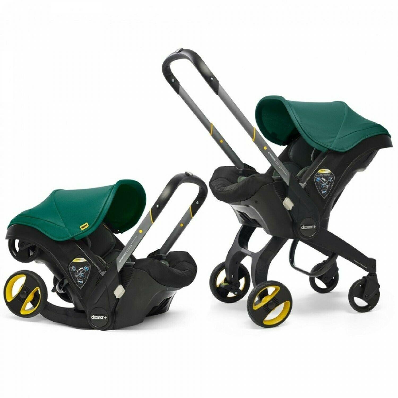 Simple Parenting Doona Green Racing