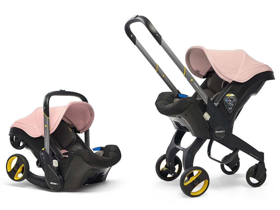 Simple Parenting Doona Blush Pink