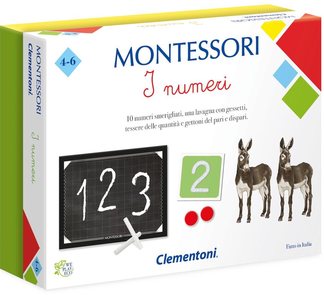 I Numeri - Gioco Montessori