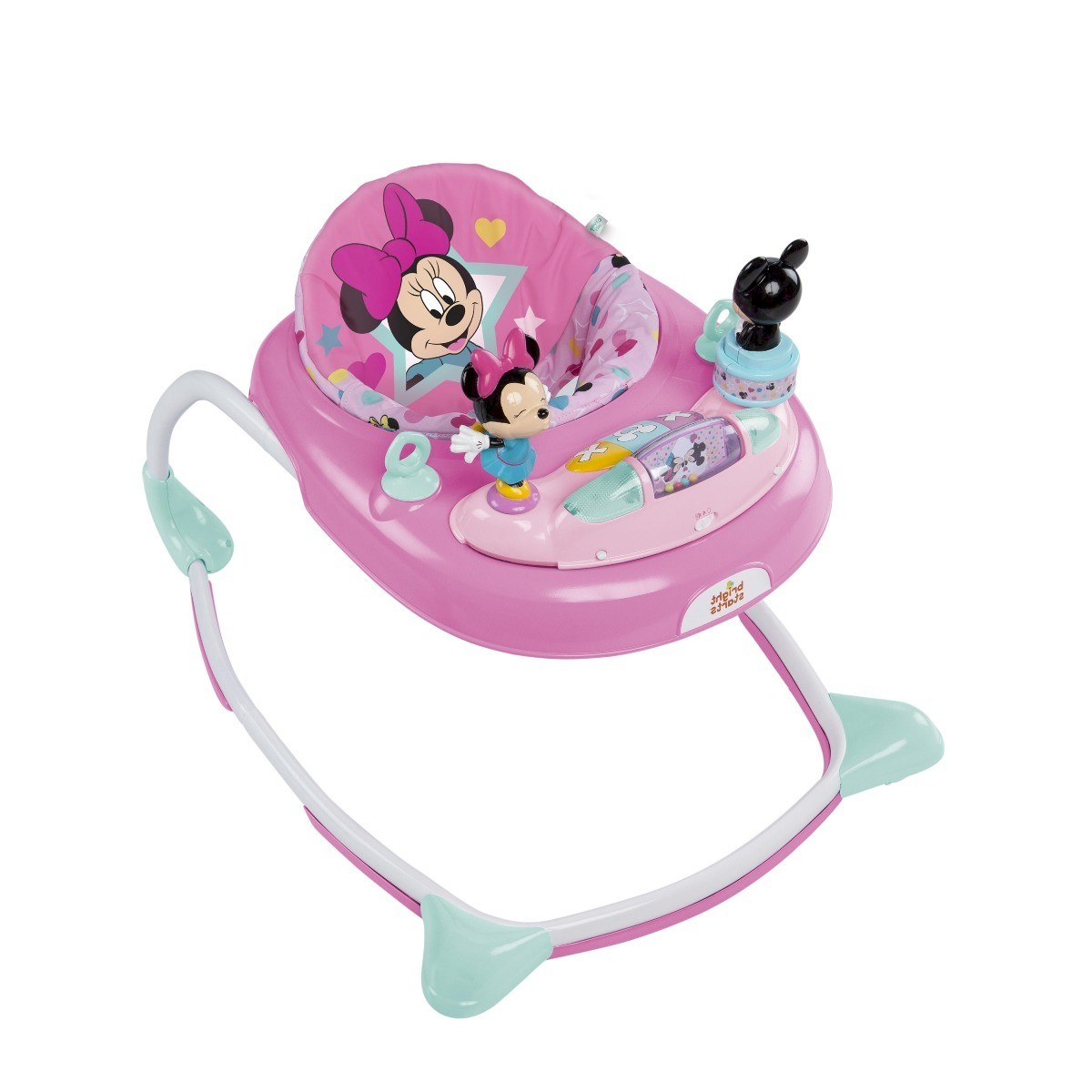 Trotteur Baby Minnie Disney