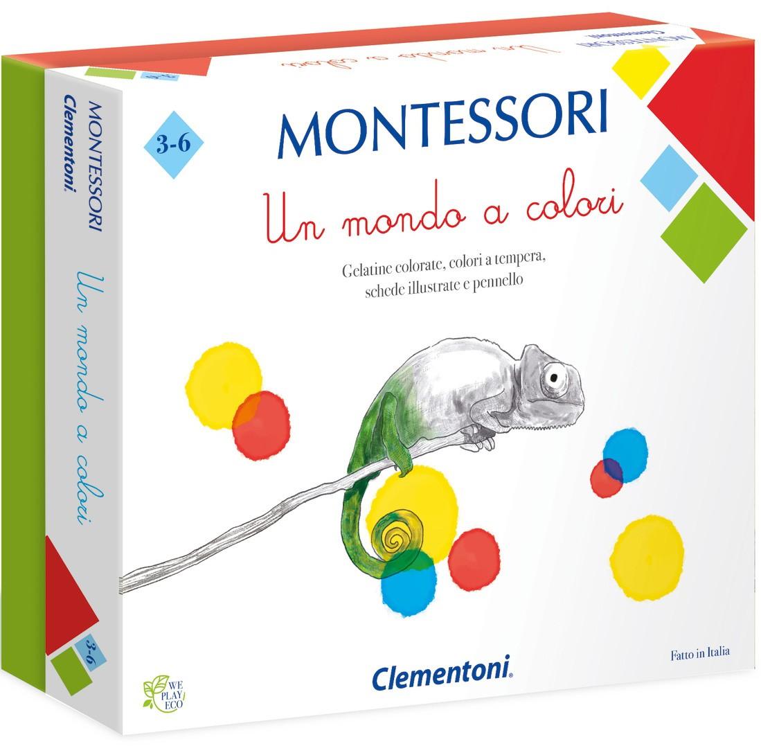 Un mondo a Colori - Gioco Montessori