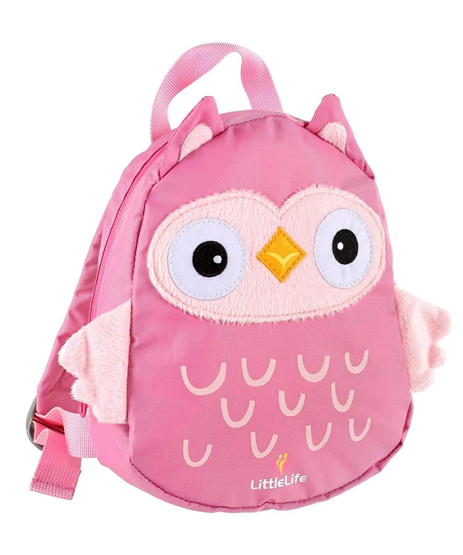 Kinderrücksack Eule Rosa L17130