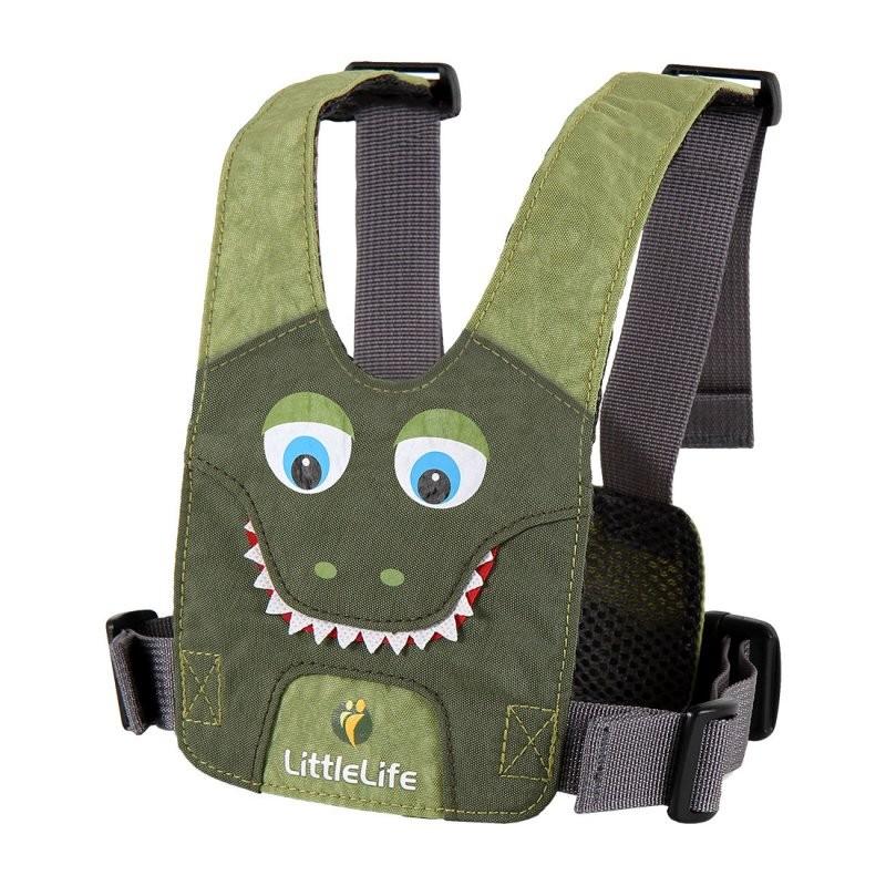 Littlelife Sicherheits-Gurte Krokodil L10258