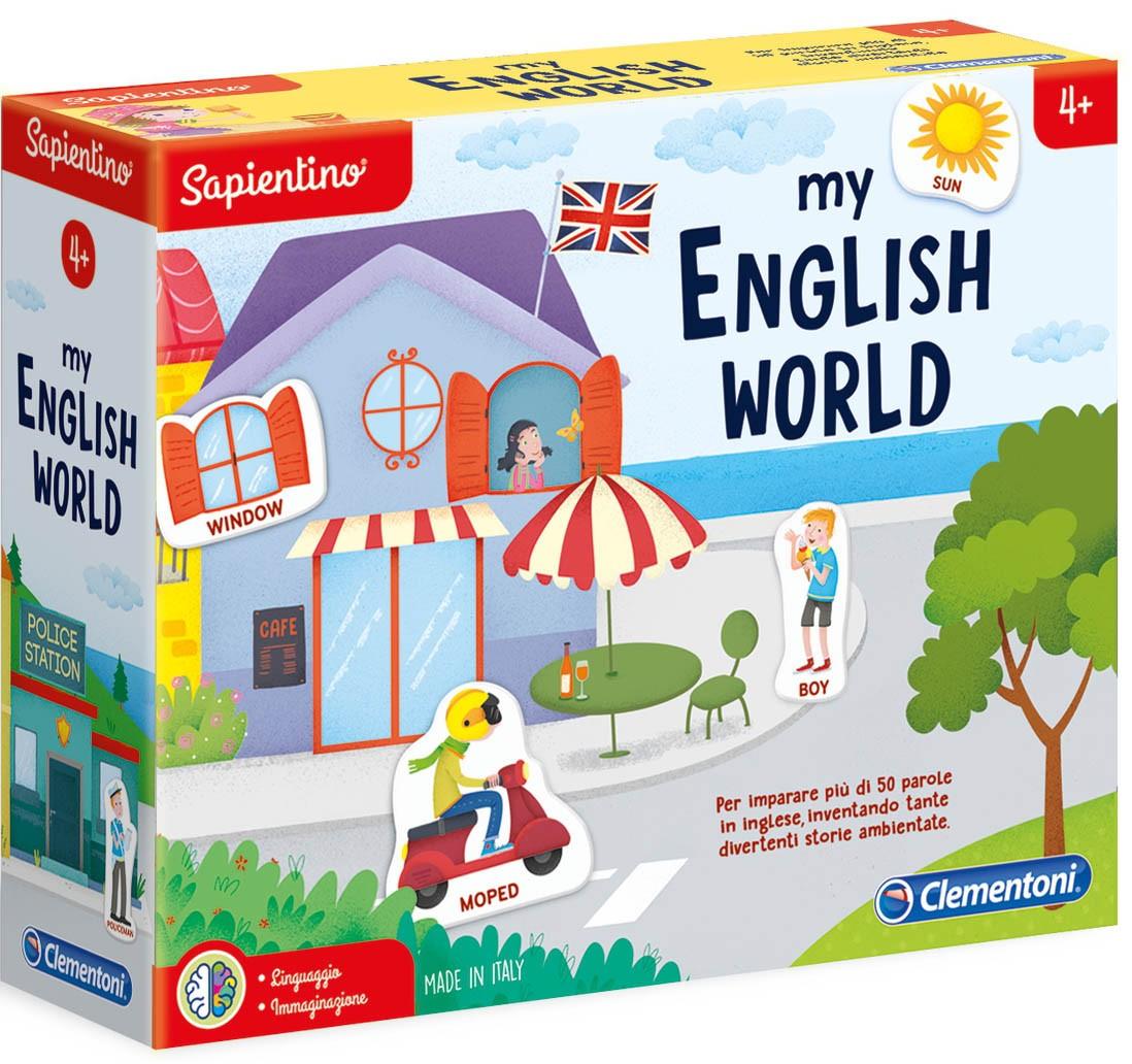 My English World Clementoni