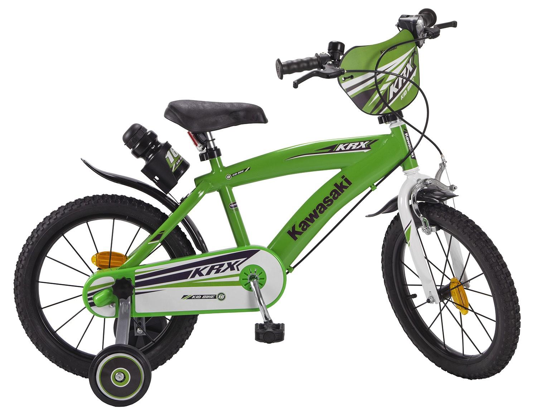 Bicicletta Kawasaki 16