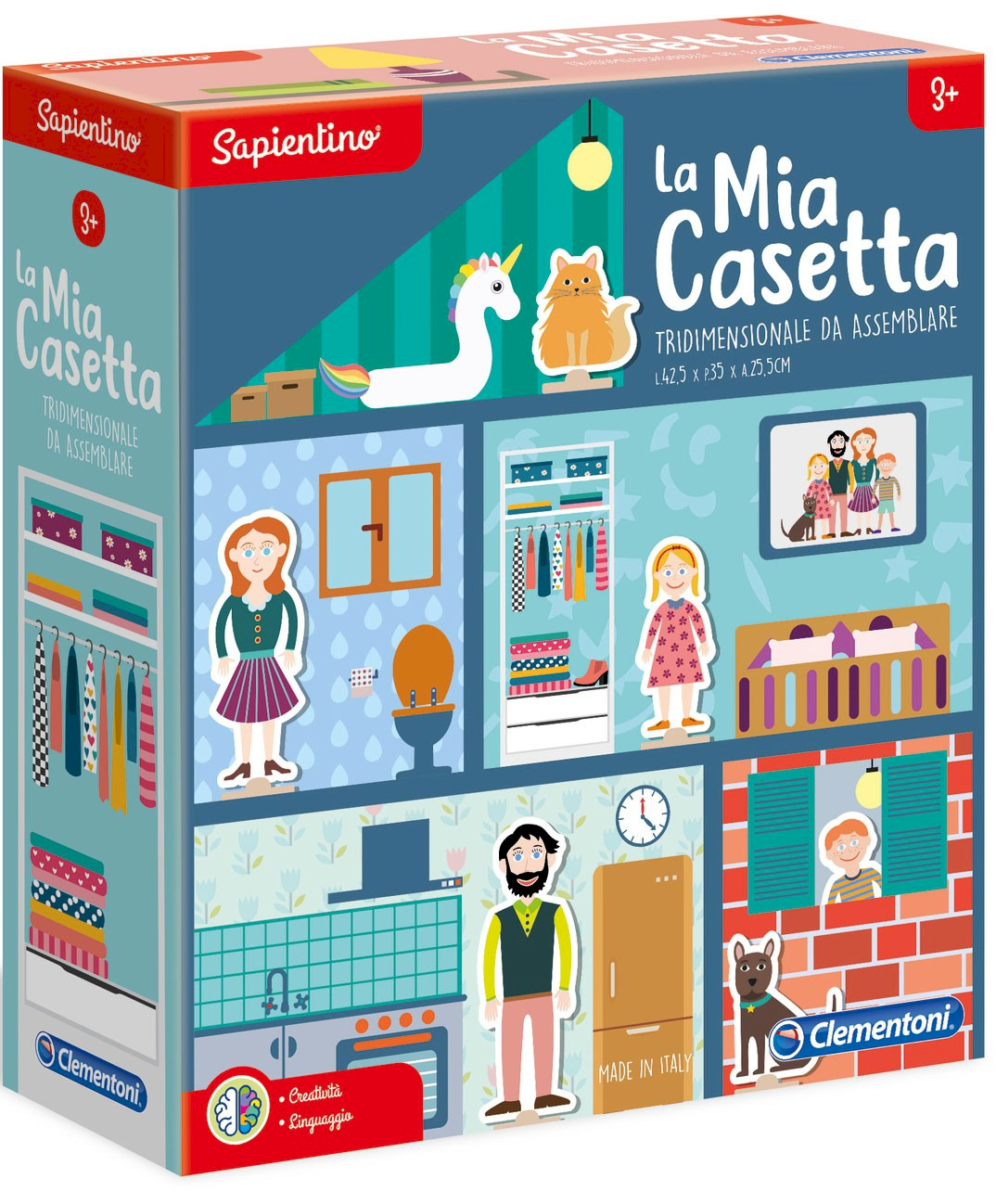 La Mia Casetta Clementoni