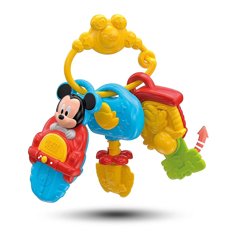 Clementoni Llaves Electrónicas Disney Baby