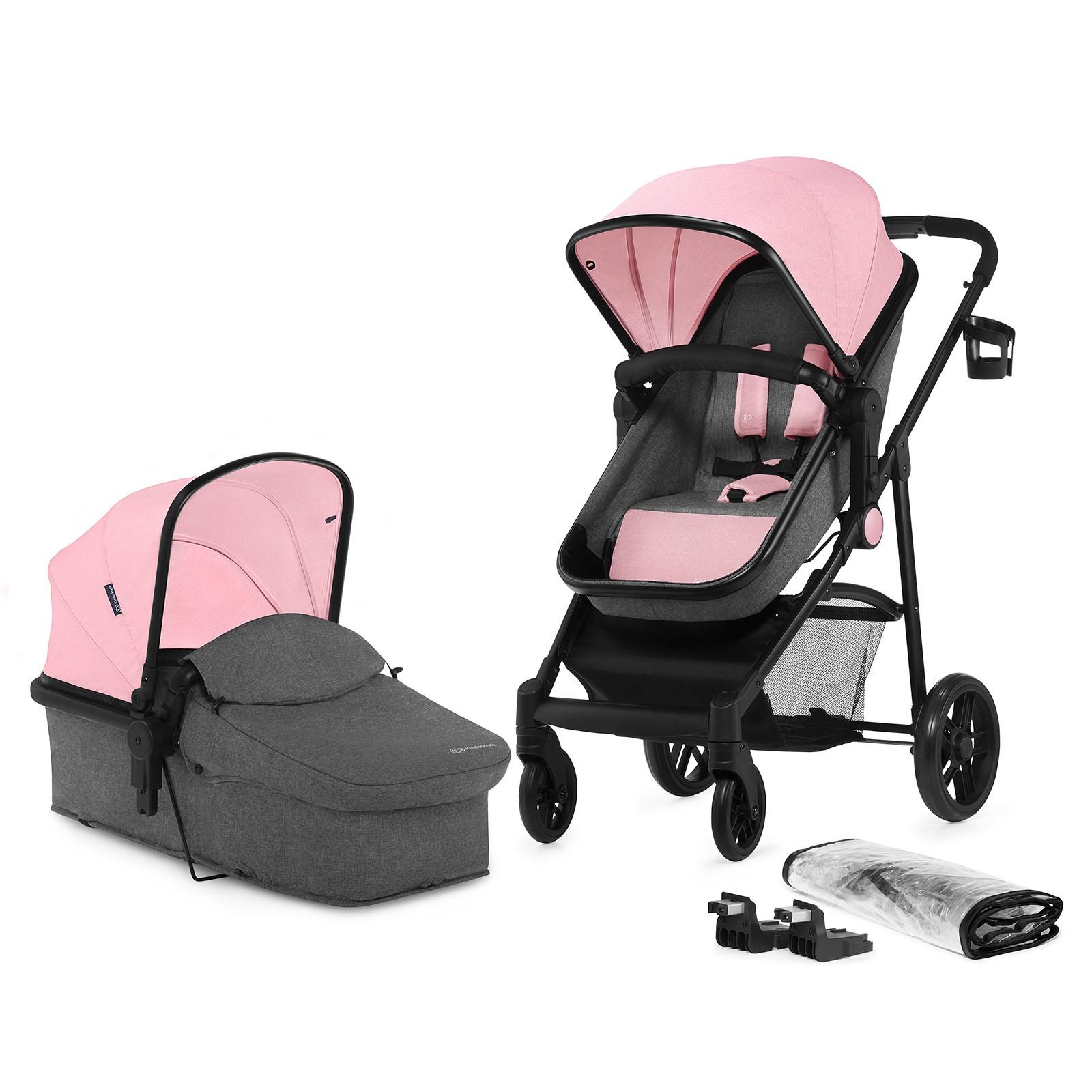 Kinderkraft Duo Juli Pink