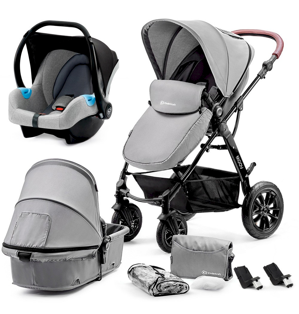 Kinderkraft Moov Grey