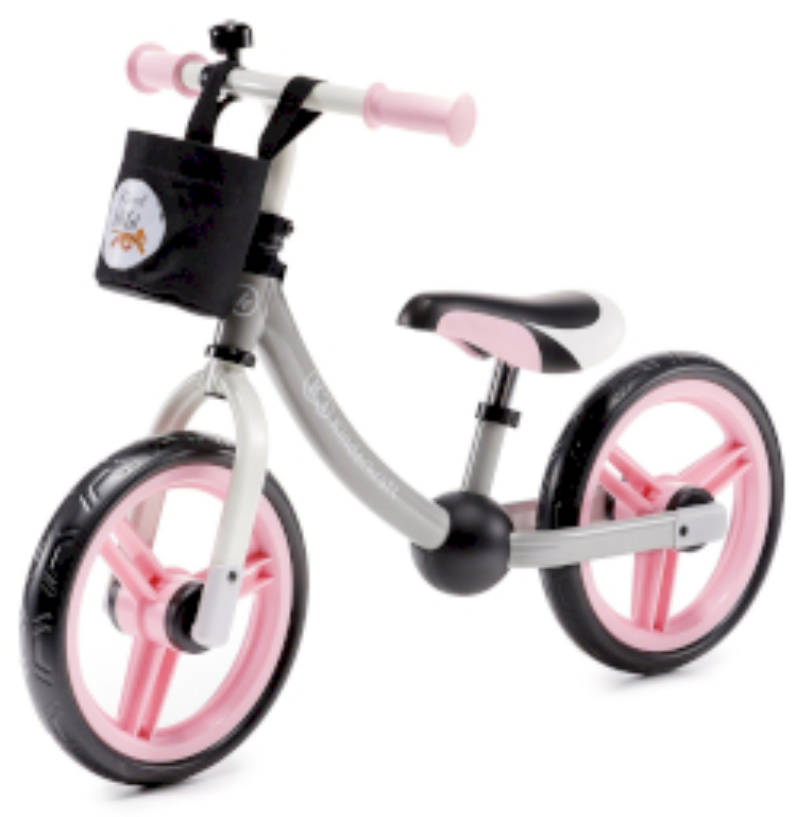 Bici Senza Pedali 2Way Next Rosa