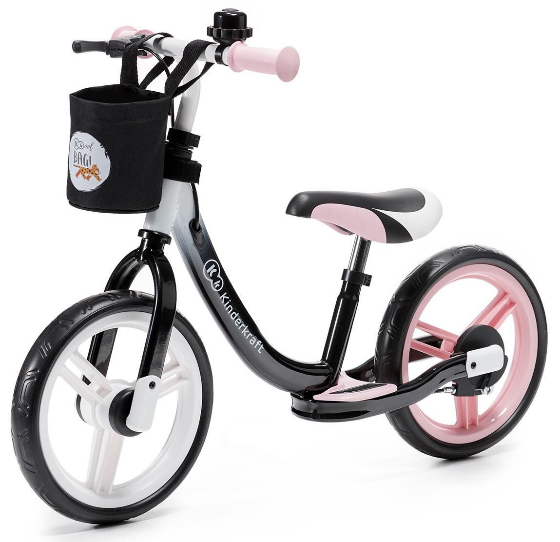 Bici Senza Pedali Space Pink