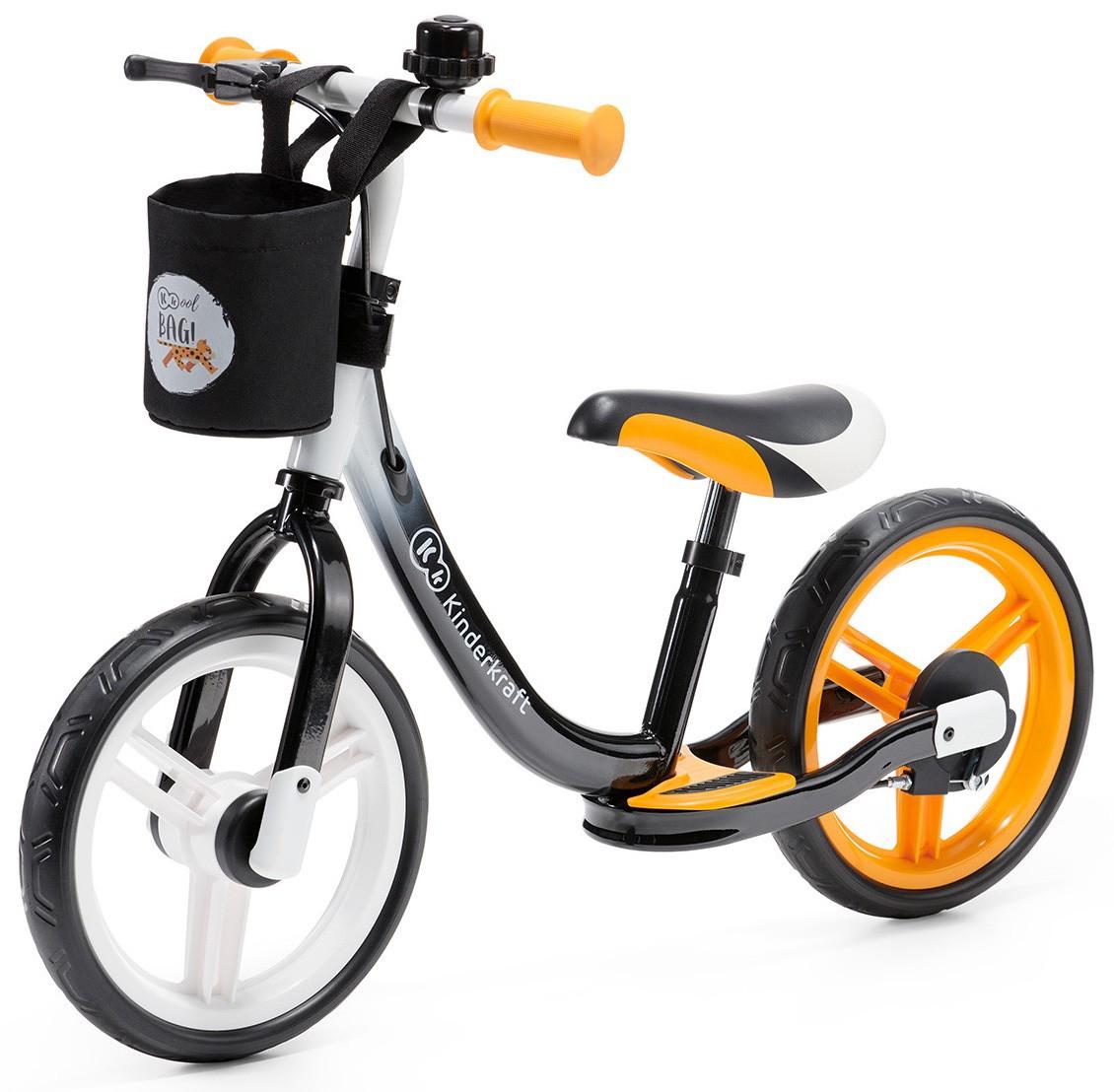 Bici Senza Pedali Space Orange