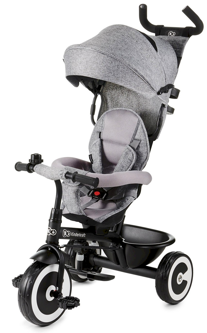 Triciclo Kinderkraft Aston Grey