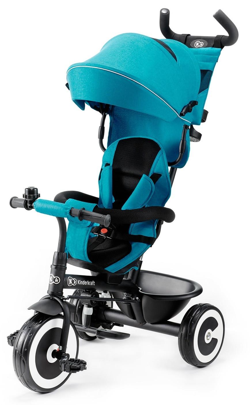 Kinderdreirad Aston Blau