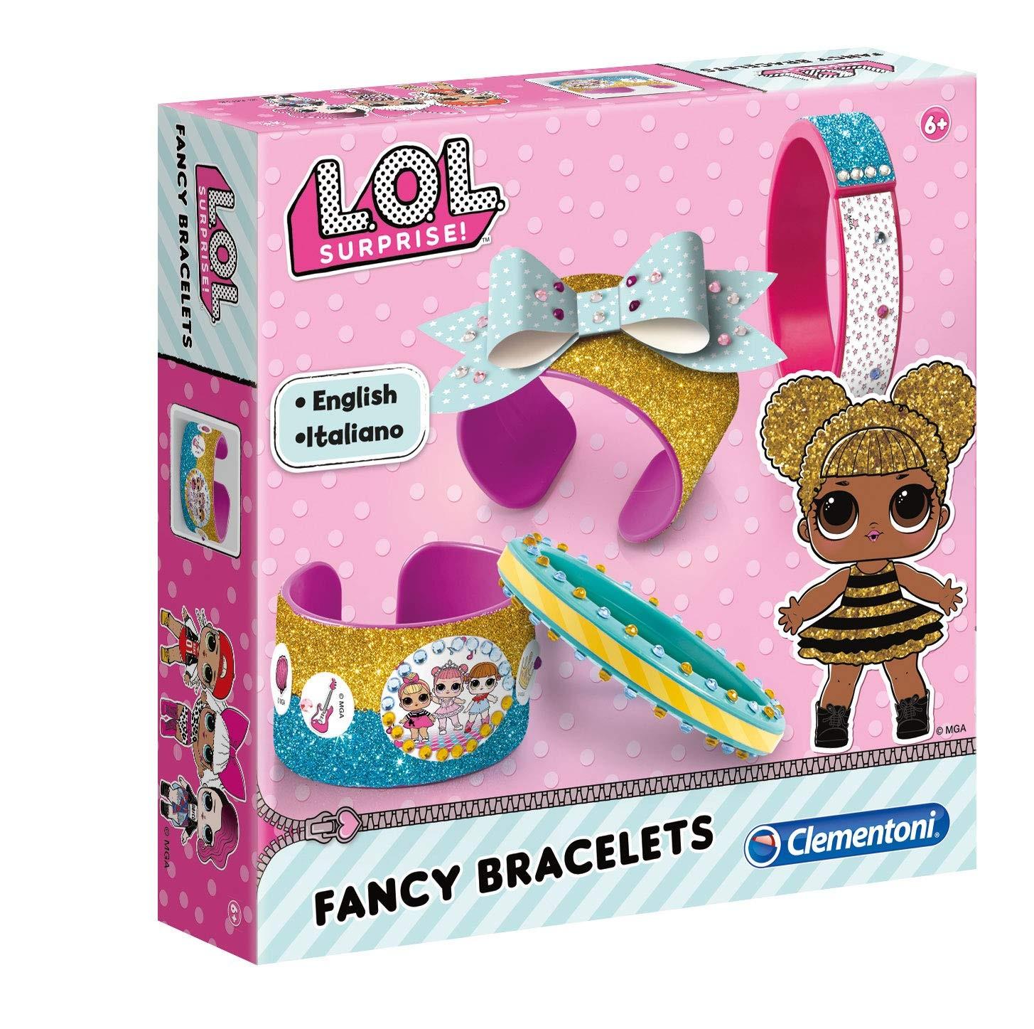 LOL - Fancy Bracelets Clementoni