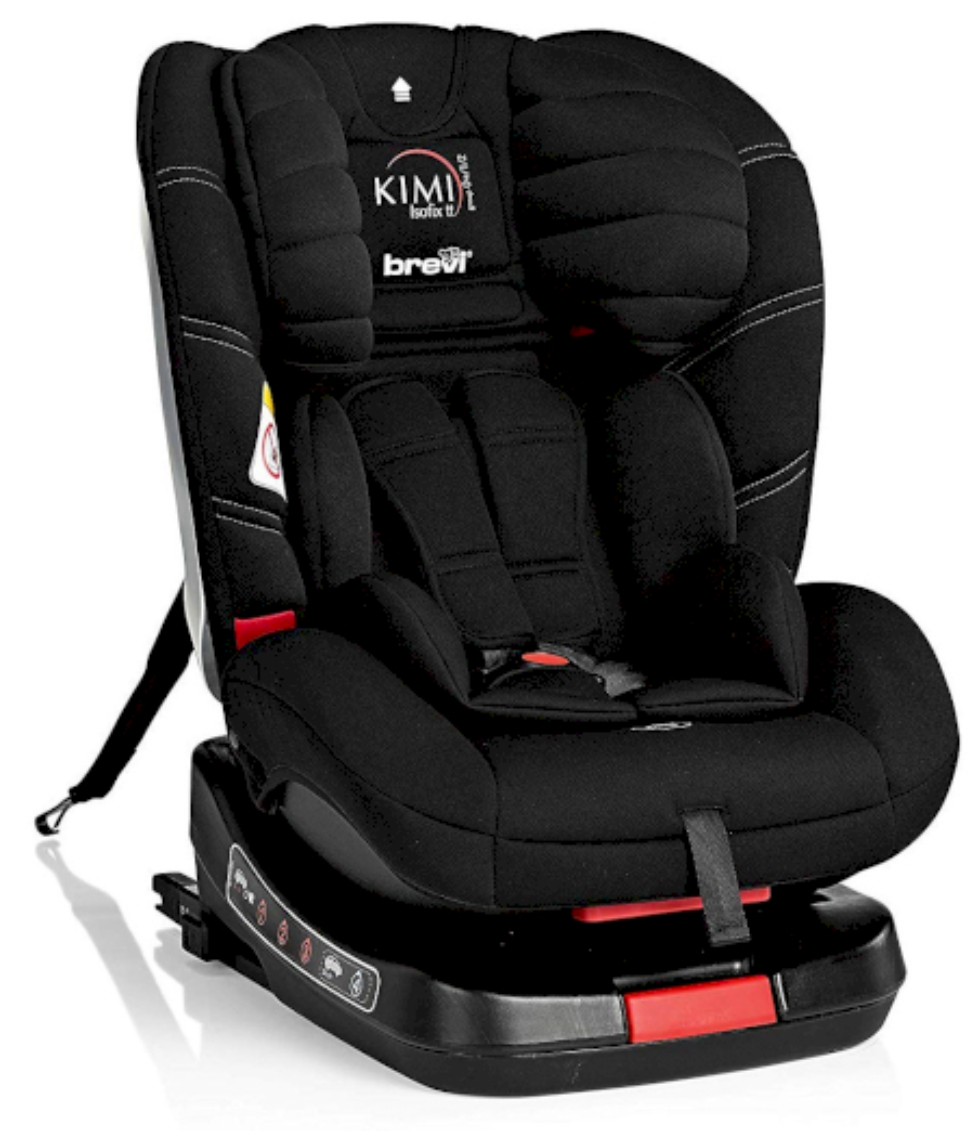 Brevi Siège-Auto Kimi Black