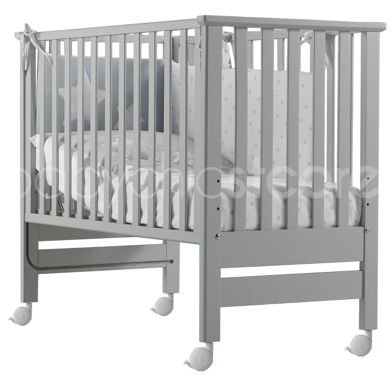 Babybett Contact Grau