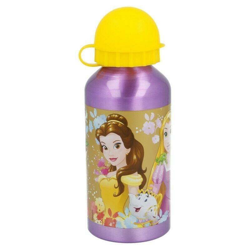 Alufeldflasche Disney Prinzessinnen