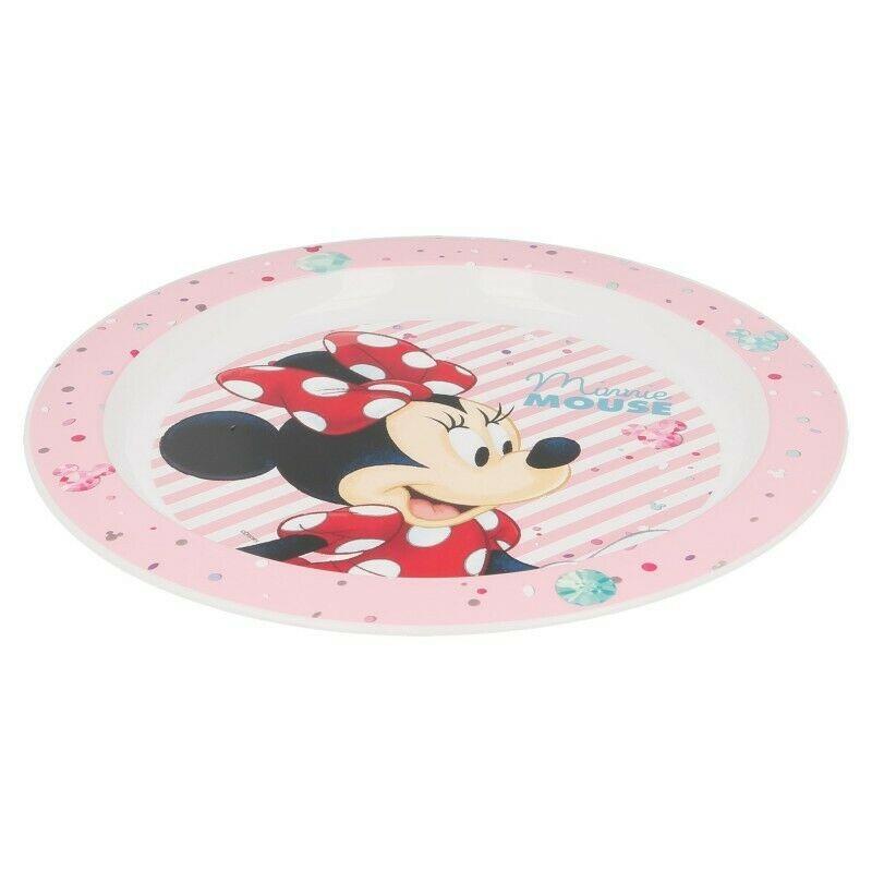 Assiette Plate Minnie