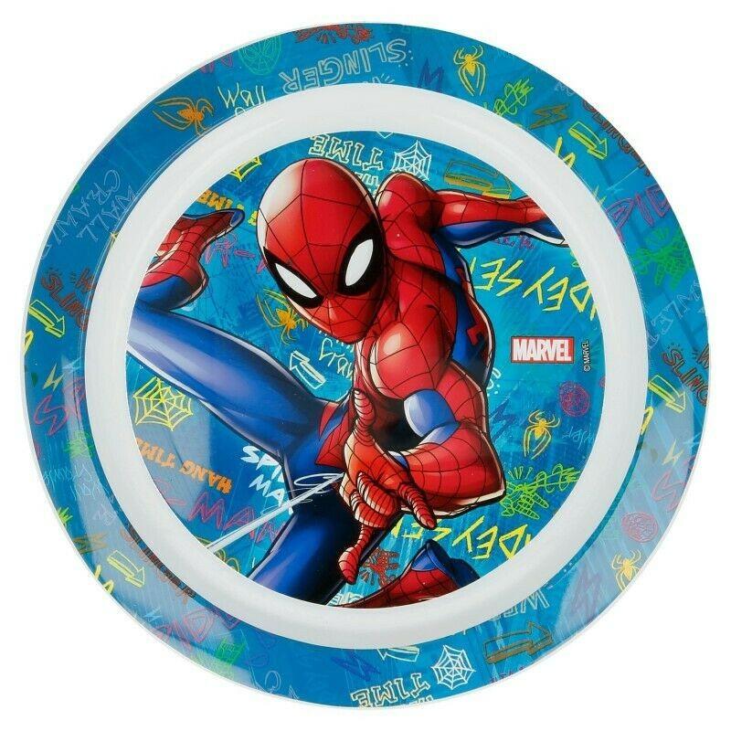 Piatto Piano Spiderman