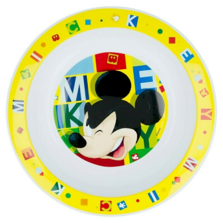 Assiette Creuse Mickey Mouse